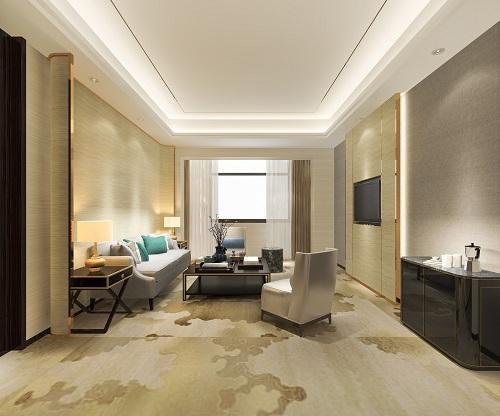 Moquette chambre luxe